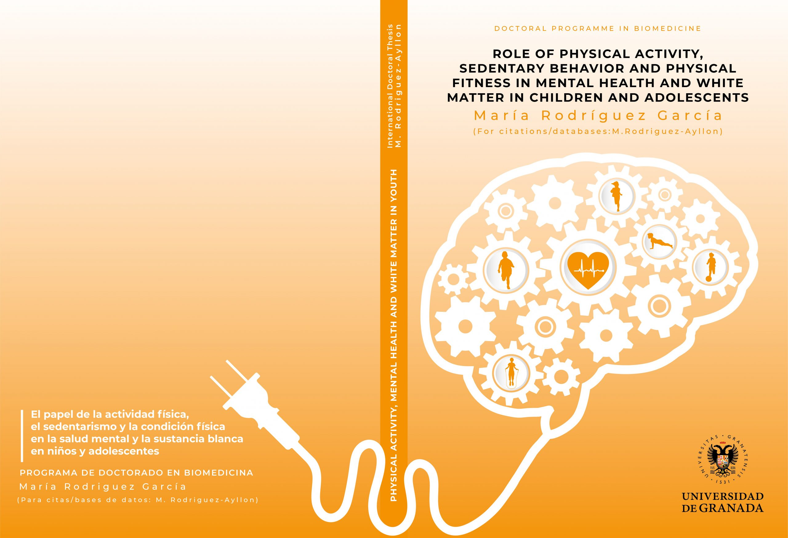 Role of physical activity, sedentary behavior, and physical fitness in mental health and white matter in children and adolescents.